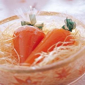 胡蘿蔔果凍