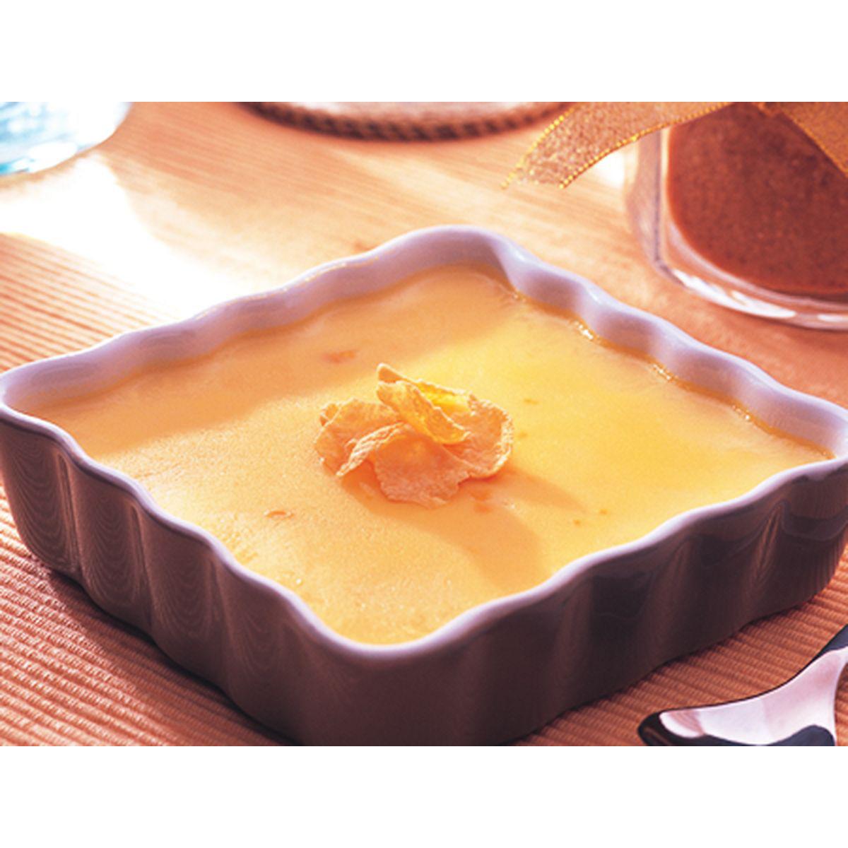 食譜:豆奶玉米布丁