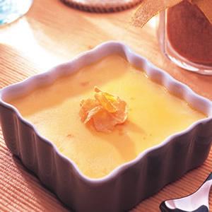 豆奶玉米布丁