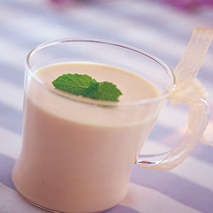 木瓜牛奶布丁