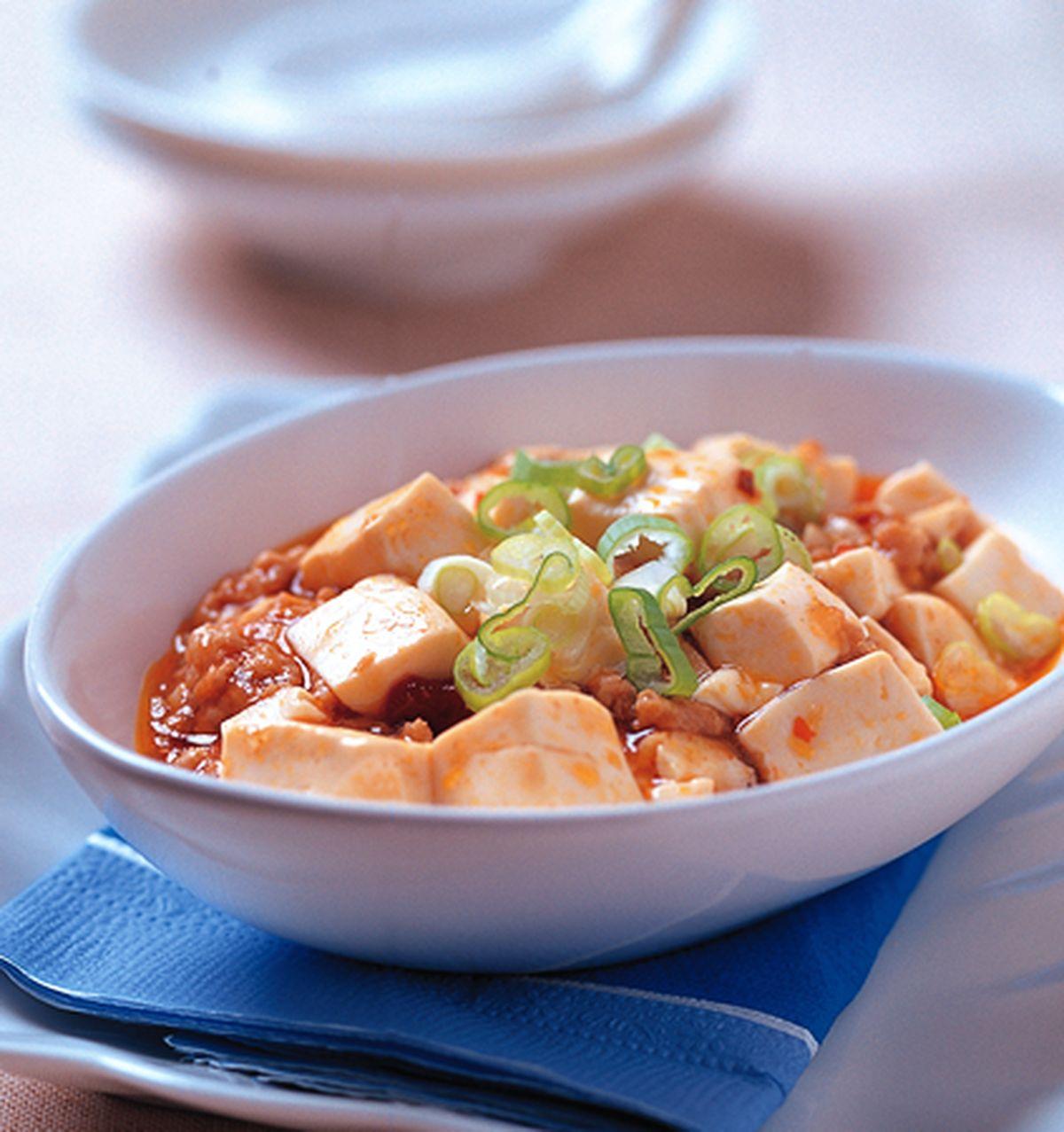 食譜:麻婆豆腐(6)