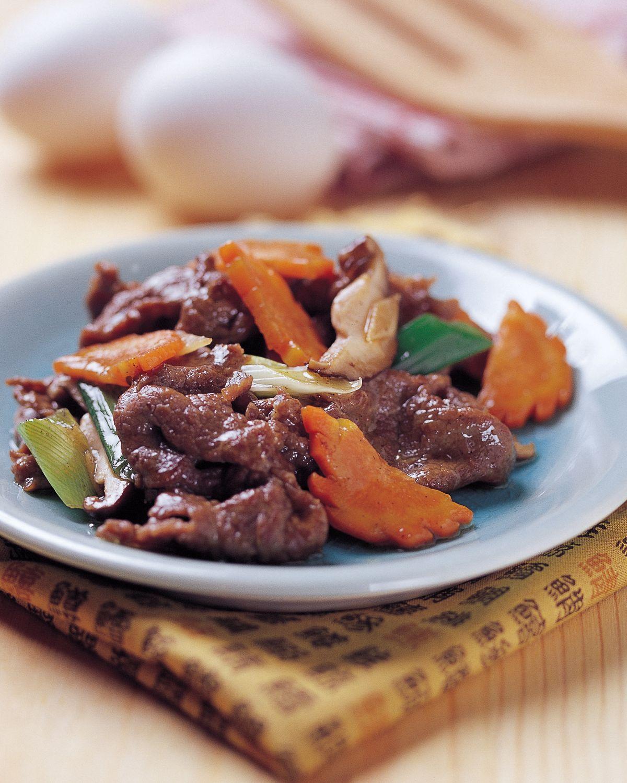 食譜:蠔油牛肉