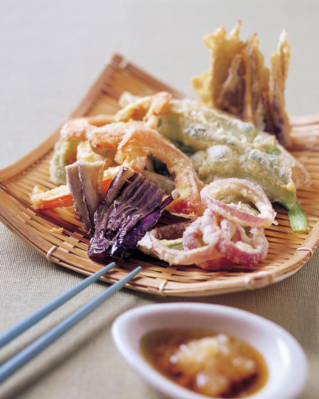 食譜:炸什錦蔬菜