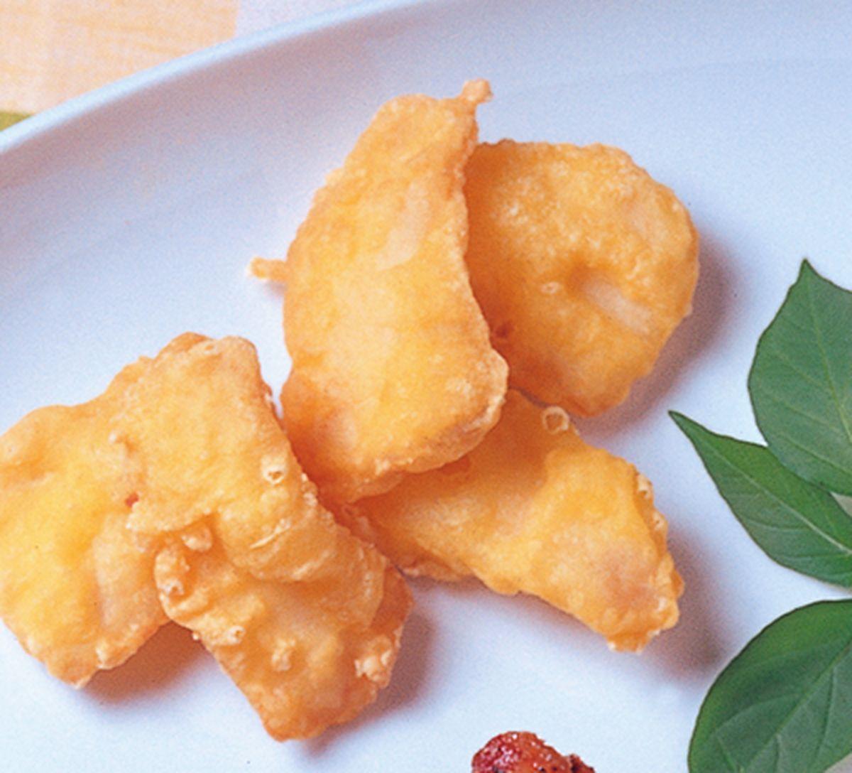 食譜:炸魚柳片
