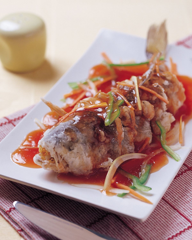 食譜:糖醋魚(1)