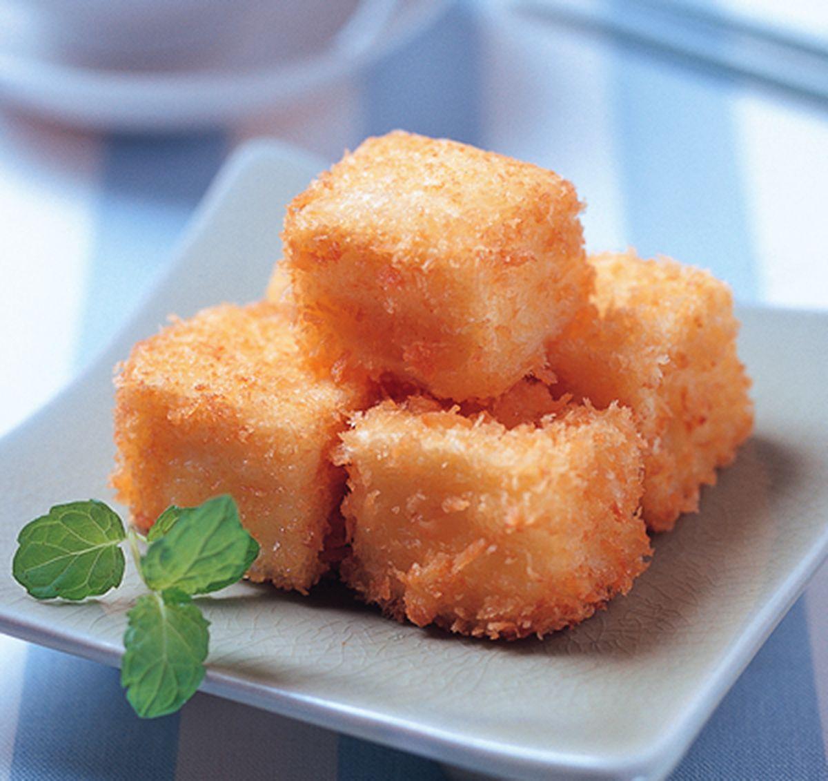 食譜:芙蓉炸豆腐