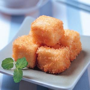 芙蓉炸豆腐
