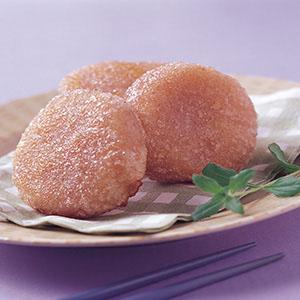 脆煎蓮藕餅