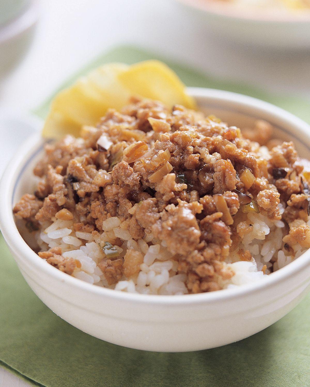 食譜:南部肉燥飯