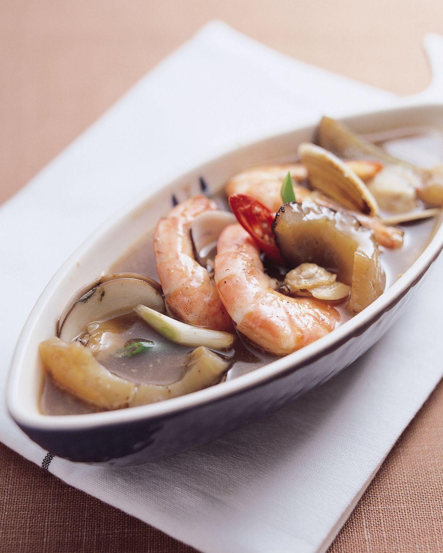 食譜:滷海鮮