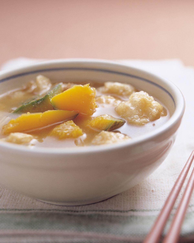 食譜:味噌南瓜滷麵筋