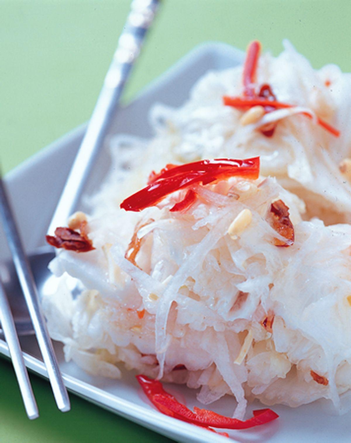 食譜:淡味白菜泡菜