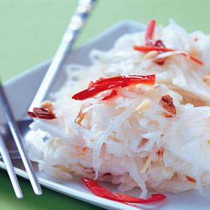 淡味白菜泡菜