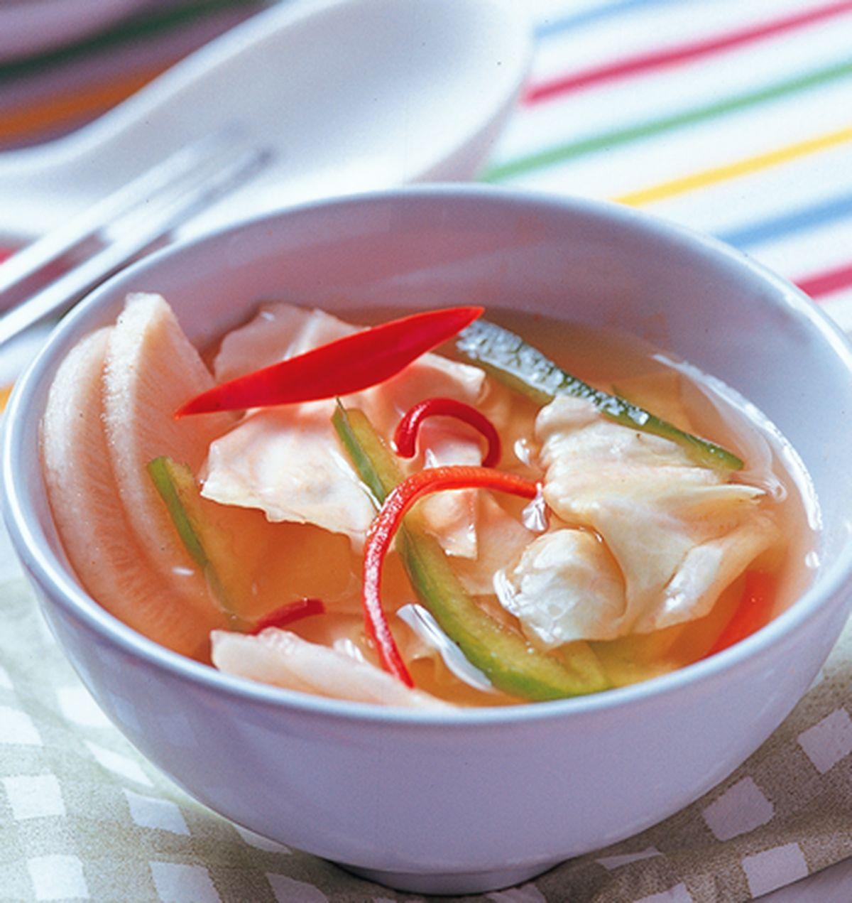 食譜:水泡菜