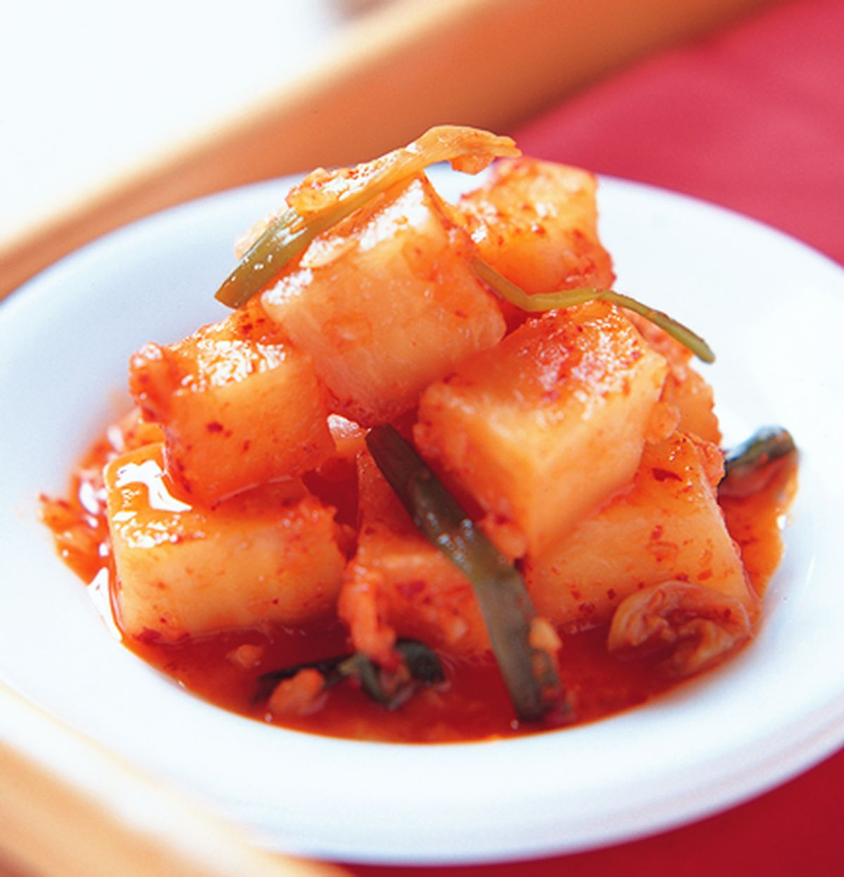 食譜:蘿蔔泡菜