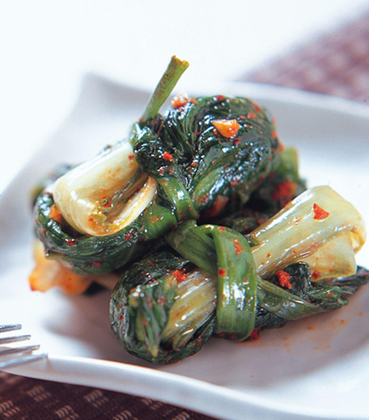 食譜:小白菜泡菜