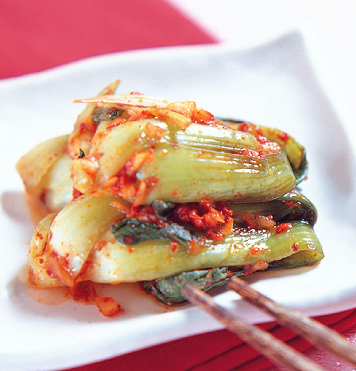 食譜:青江菜泡菜