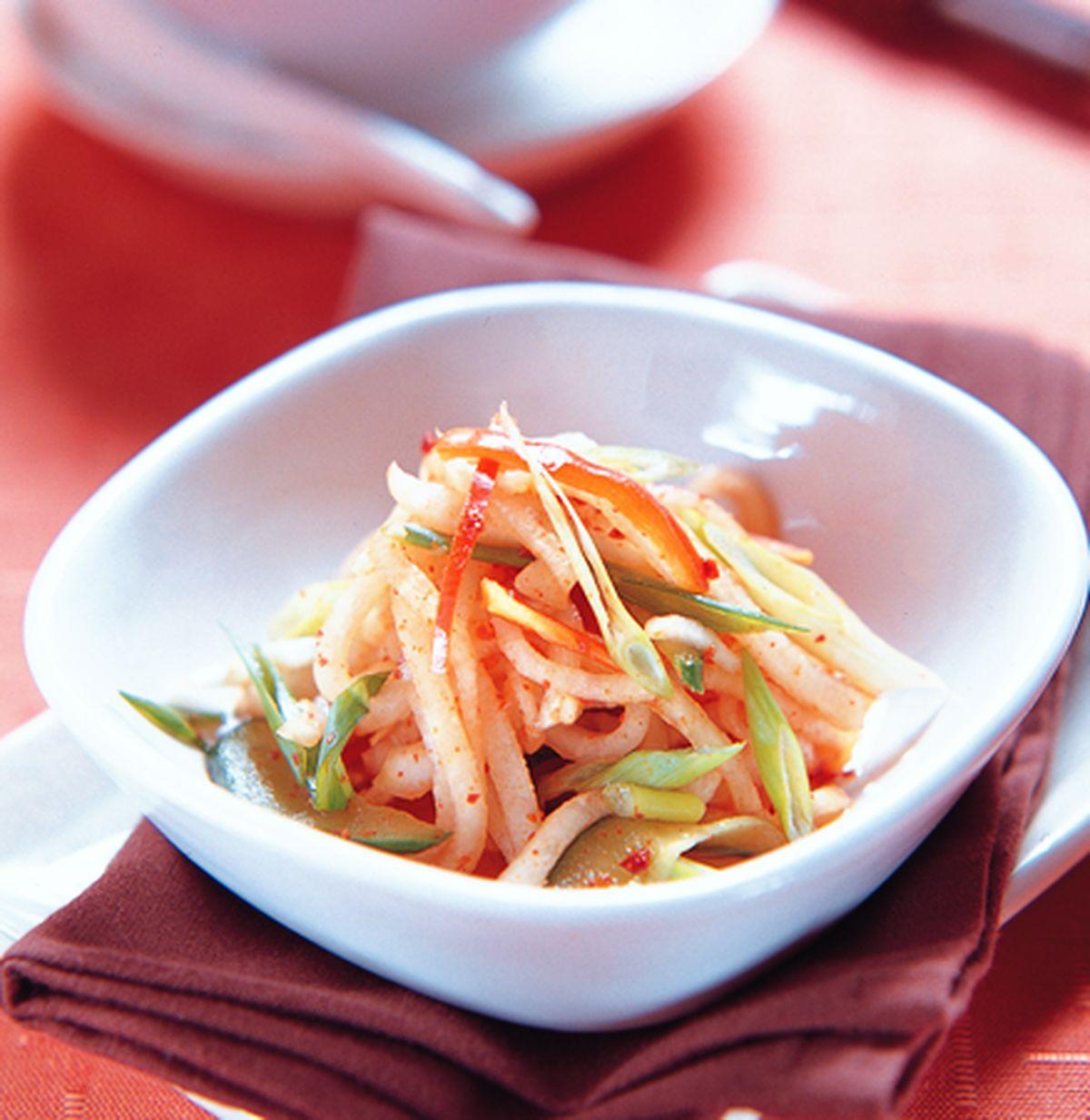 食譜:蘿蔔絲泡菜