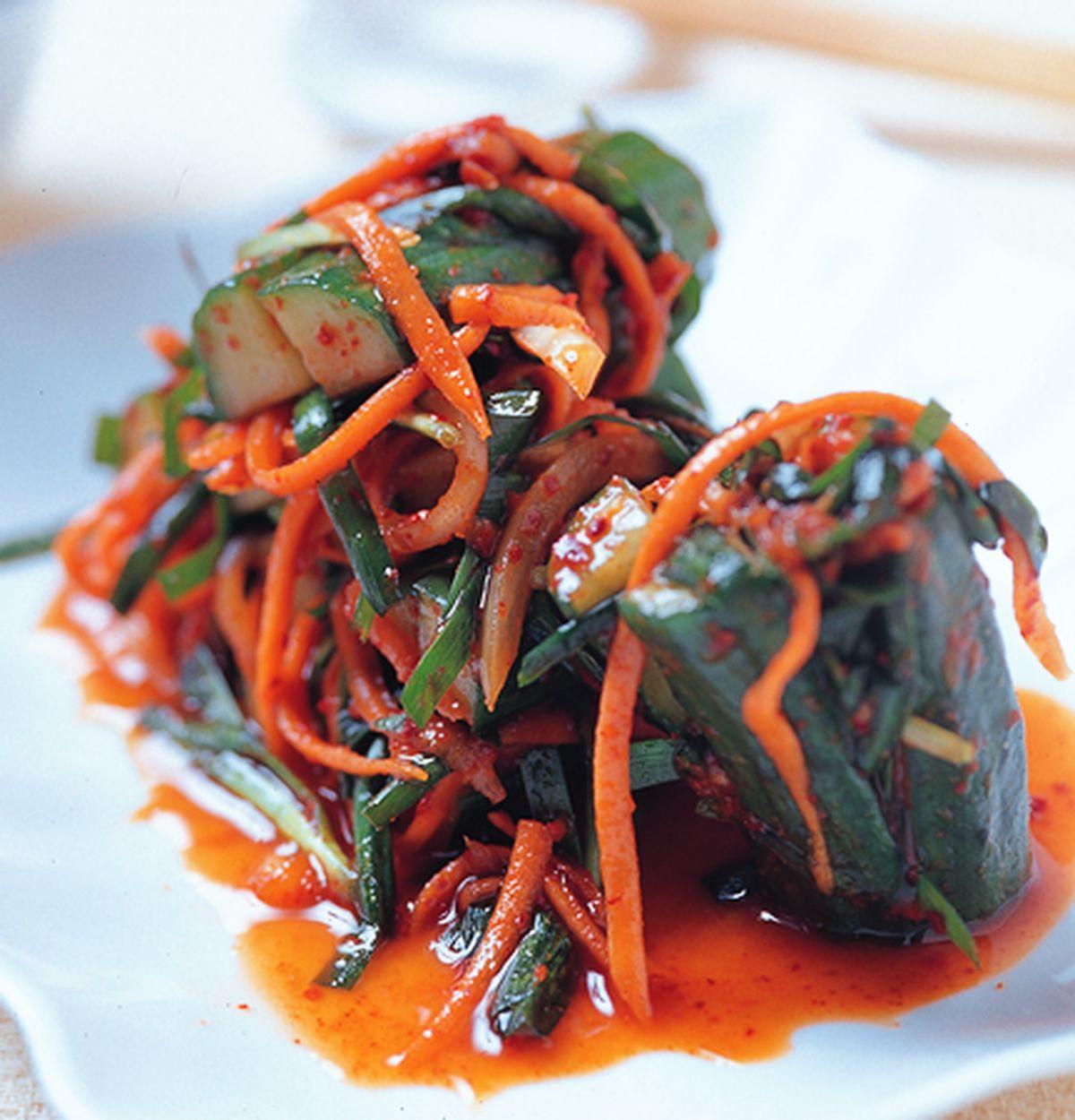 食譜:黃瓜泡菜
