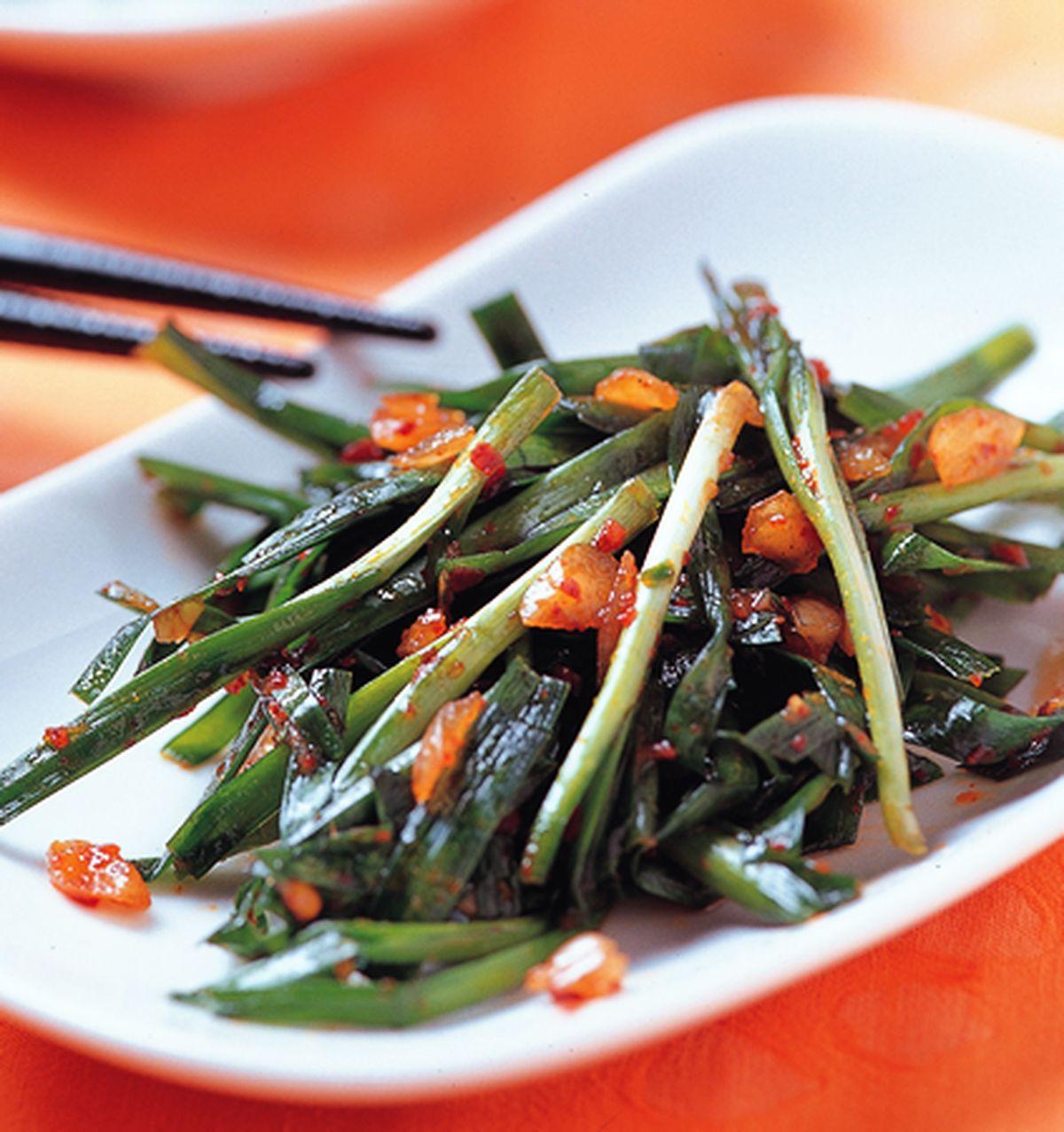 食譜:韭菜泡菜