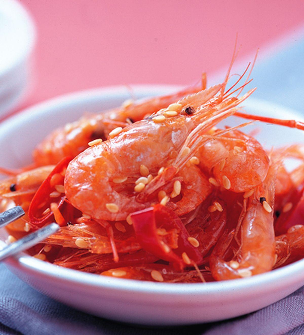 食譜:拌炒櫻花蝦
