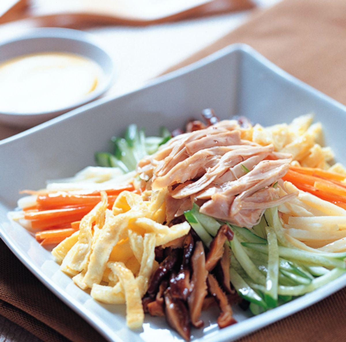 食譜:什錦冷菜
