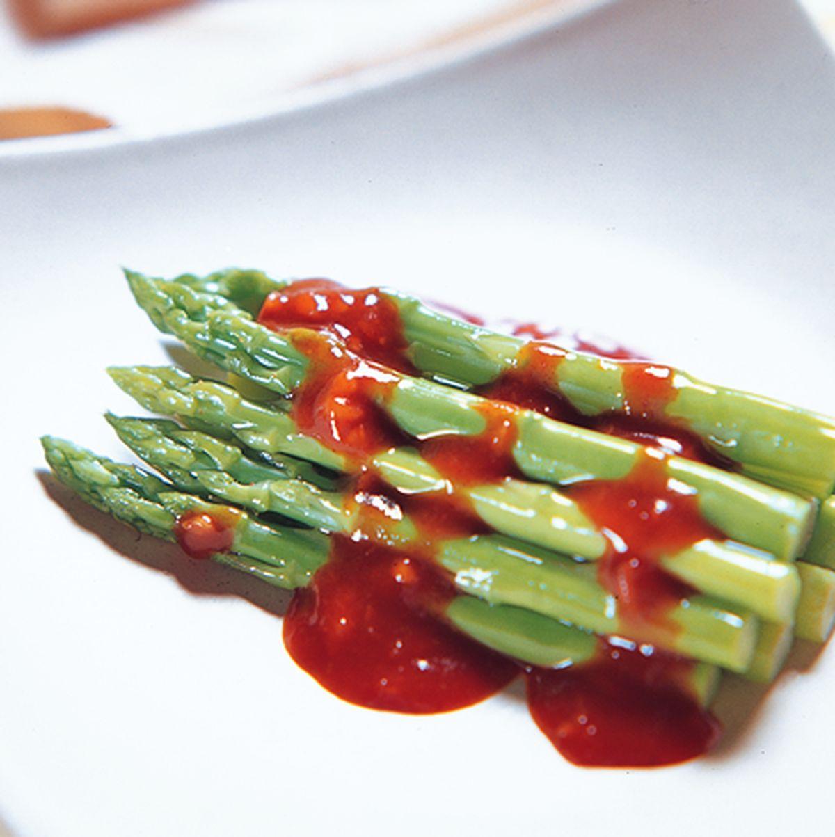 食譜:涼拌蘆筍