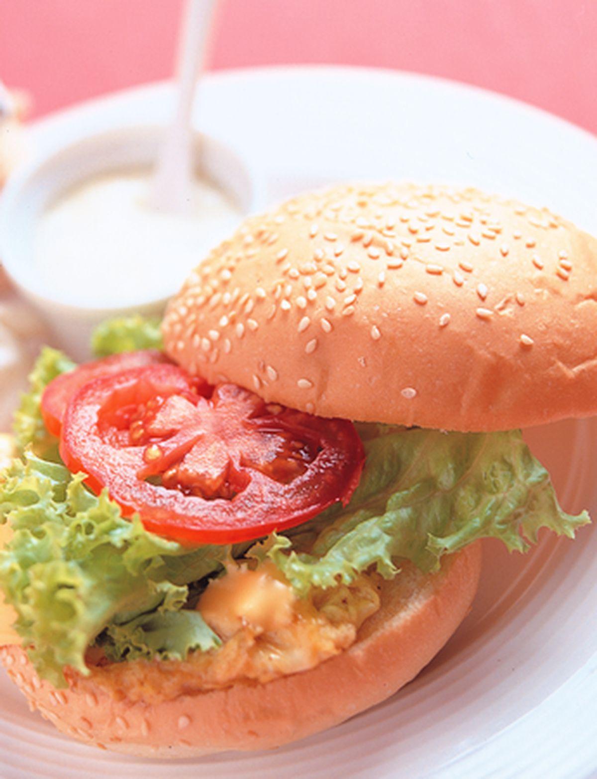 食譜:香蔬蛋堡