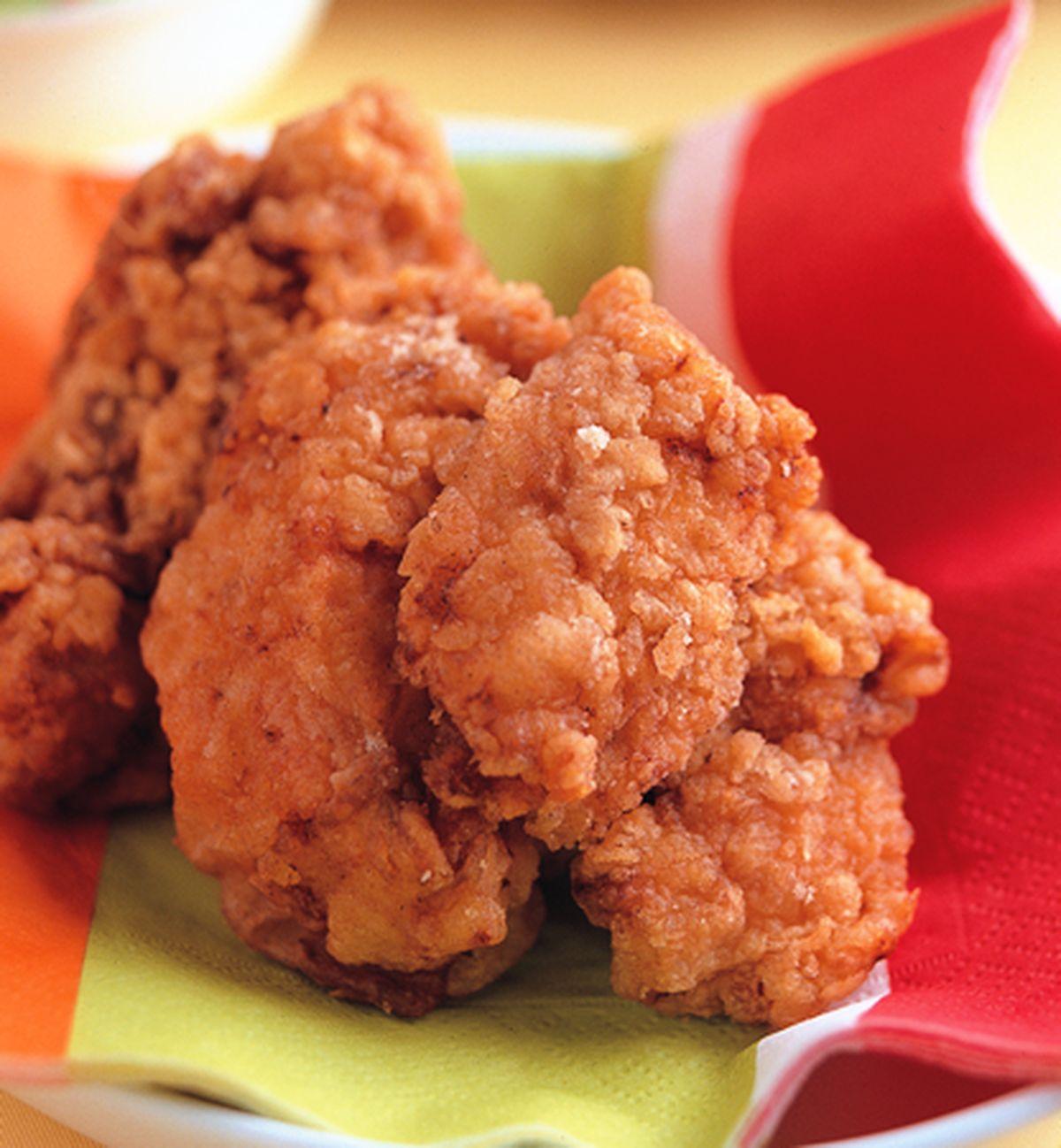 食譜:辣辣雞塊