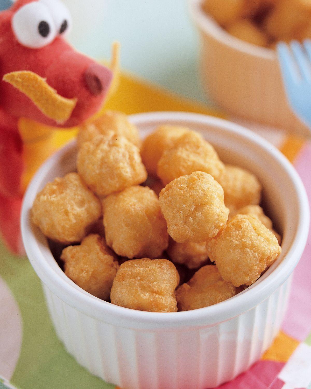 食譜:雞米球