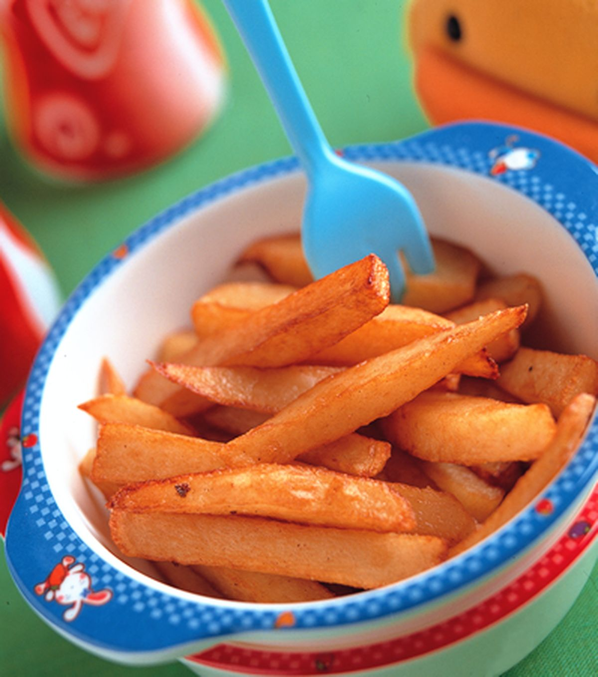 食譜:炸薯條