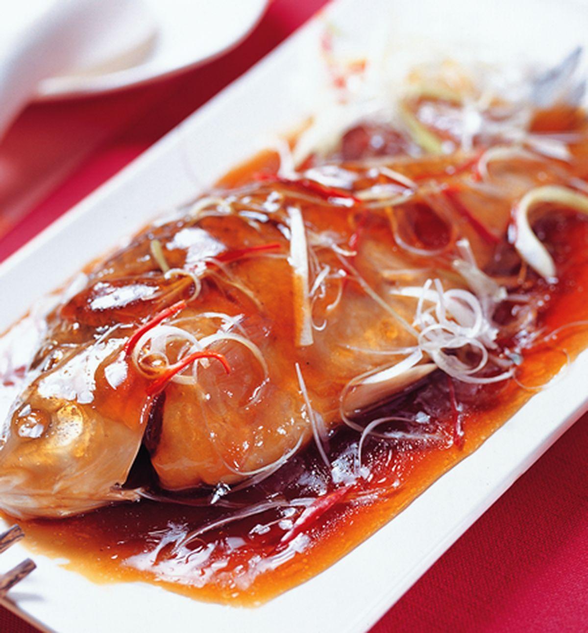 食譜:鎮江醋魚