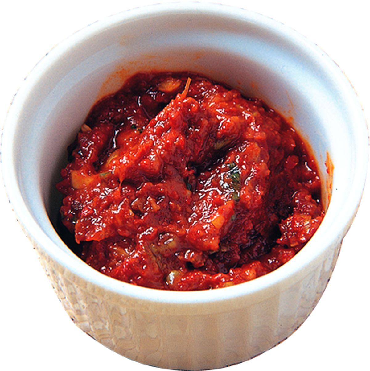 食譜:韓式辣烤醬