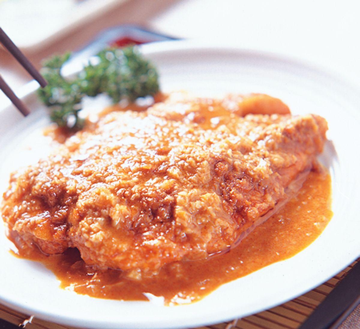食譜:非洲雞
