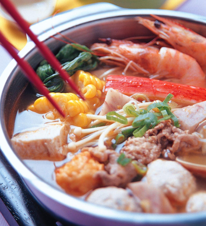 食譜:沙茶火鍋