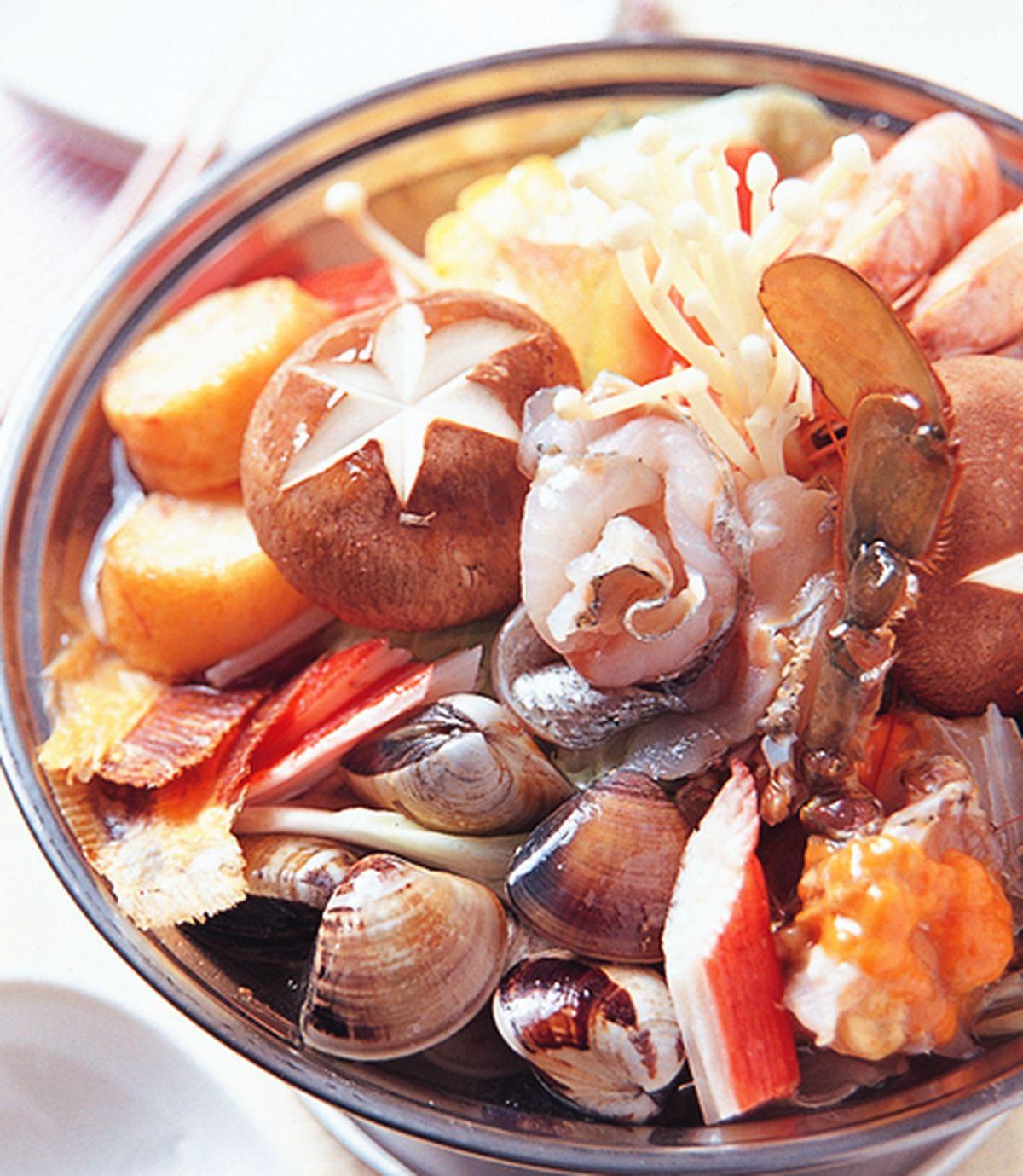 食譜:石頭火鍋(1)