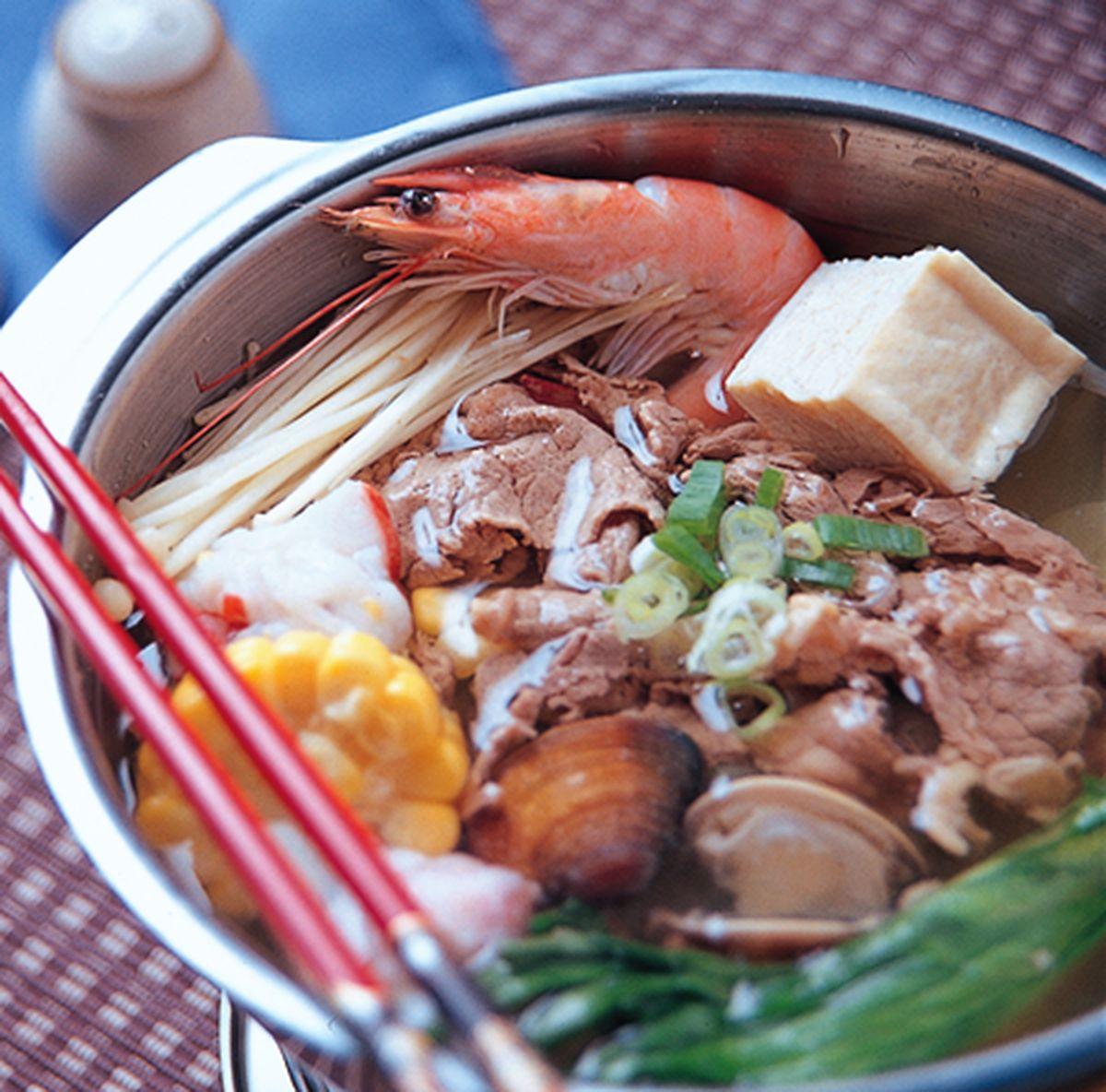 食譜:涮涮鍋(2)