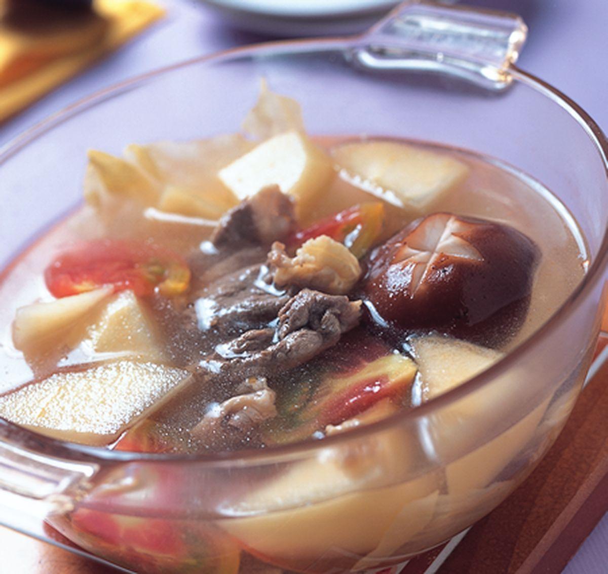 食譜:水果火鍋(1)