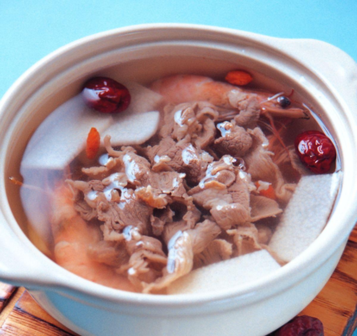 食譜:養生鍋