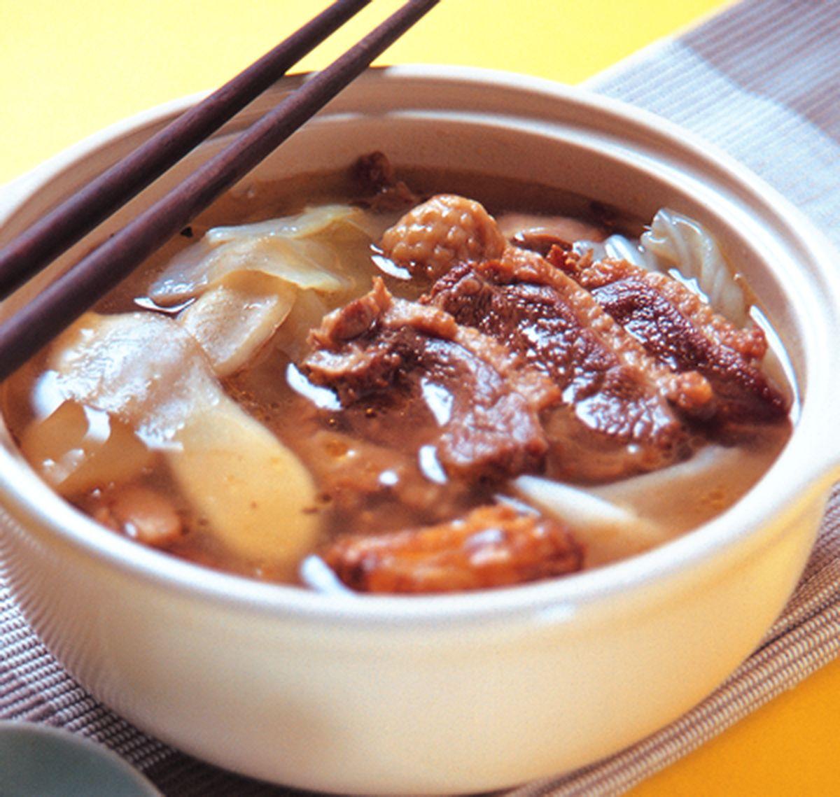 食譜:薑母鴨(2)