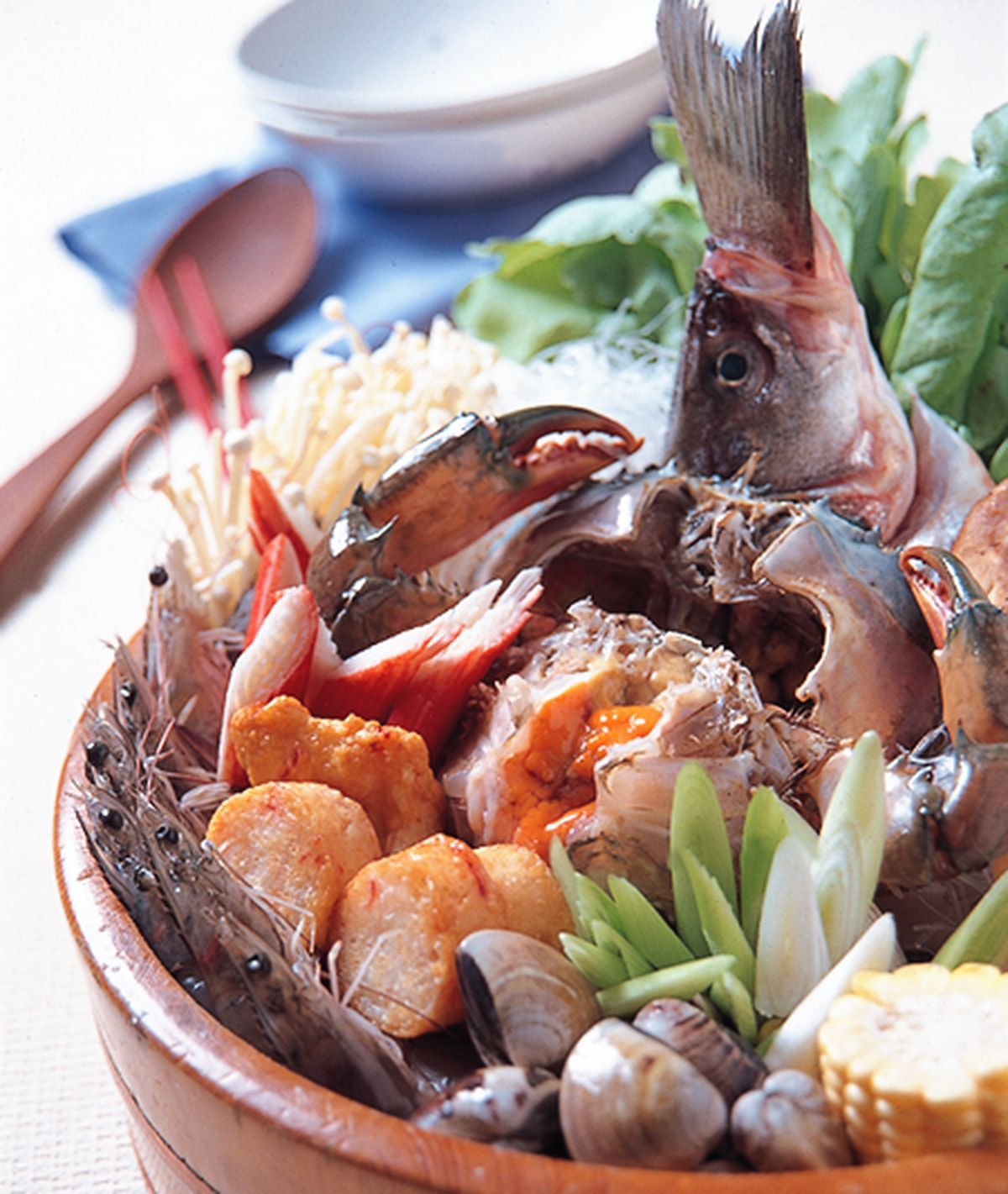 食譜:泰式酸辣鍋