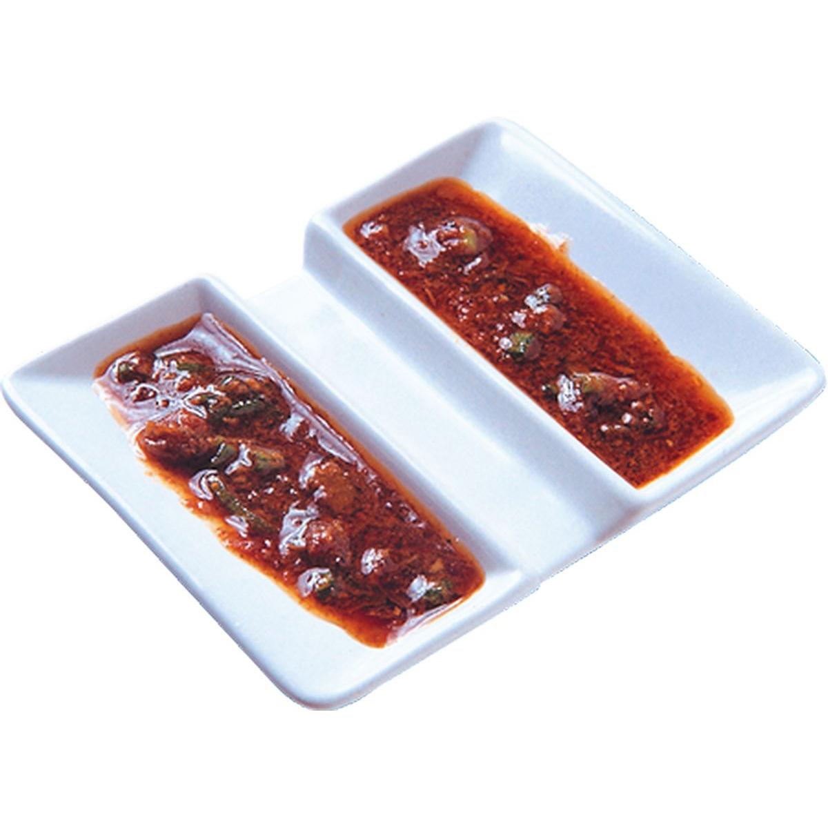 食譜:石頭味噌沾醬