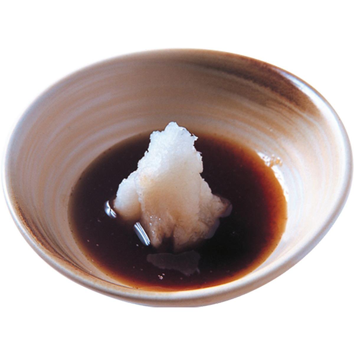 食譜:蘿蔔泥沾醬