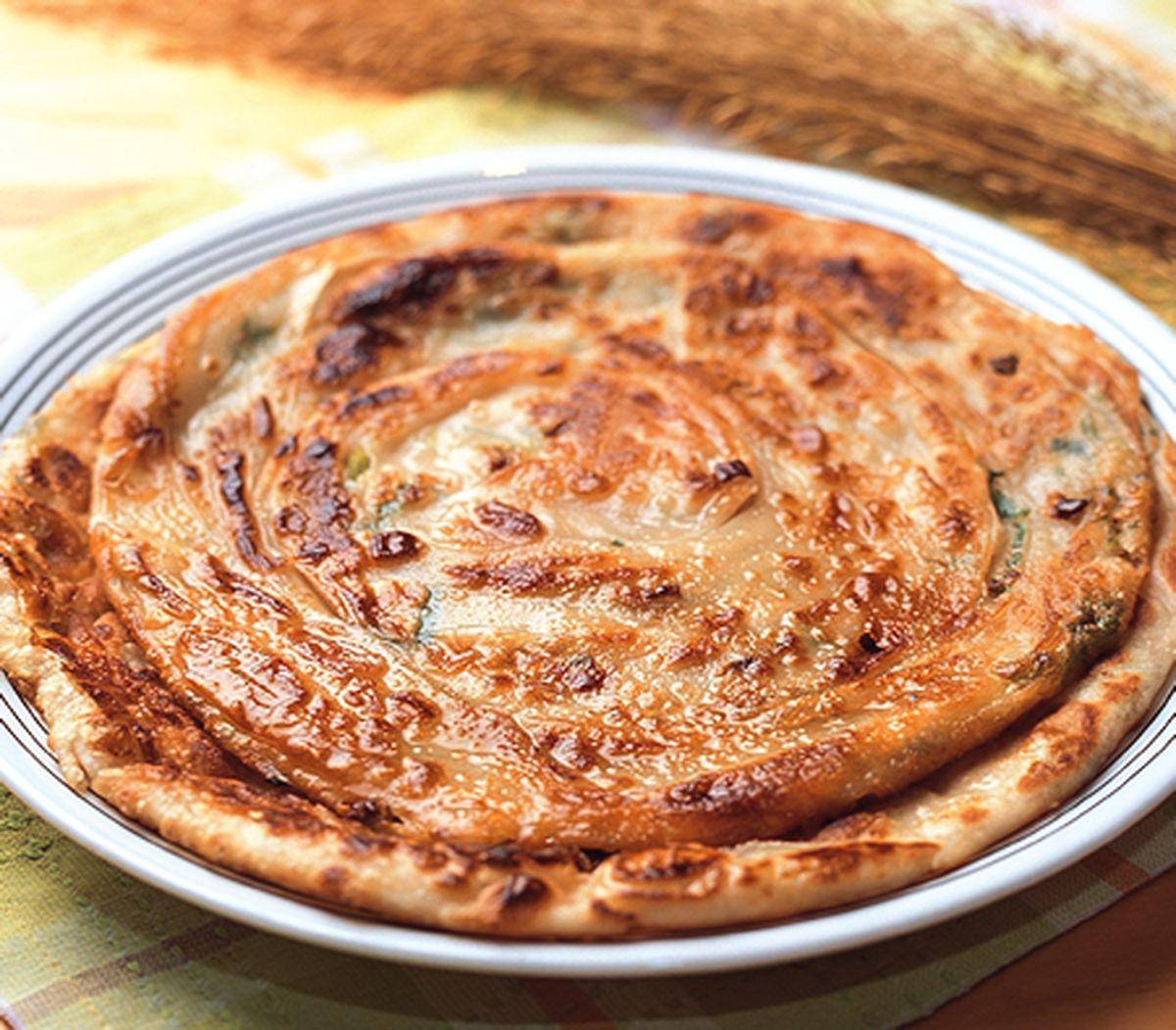 食譜:蔥油餅(4)