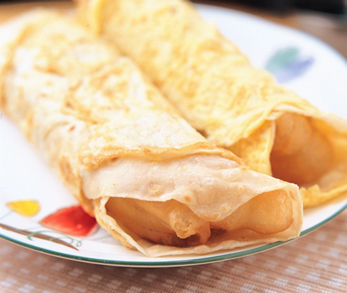 食譜:油條蛋餅