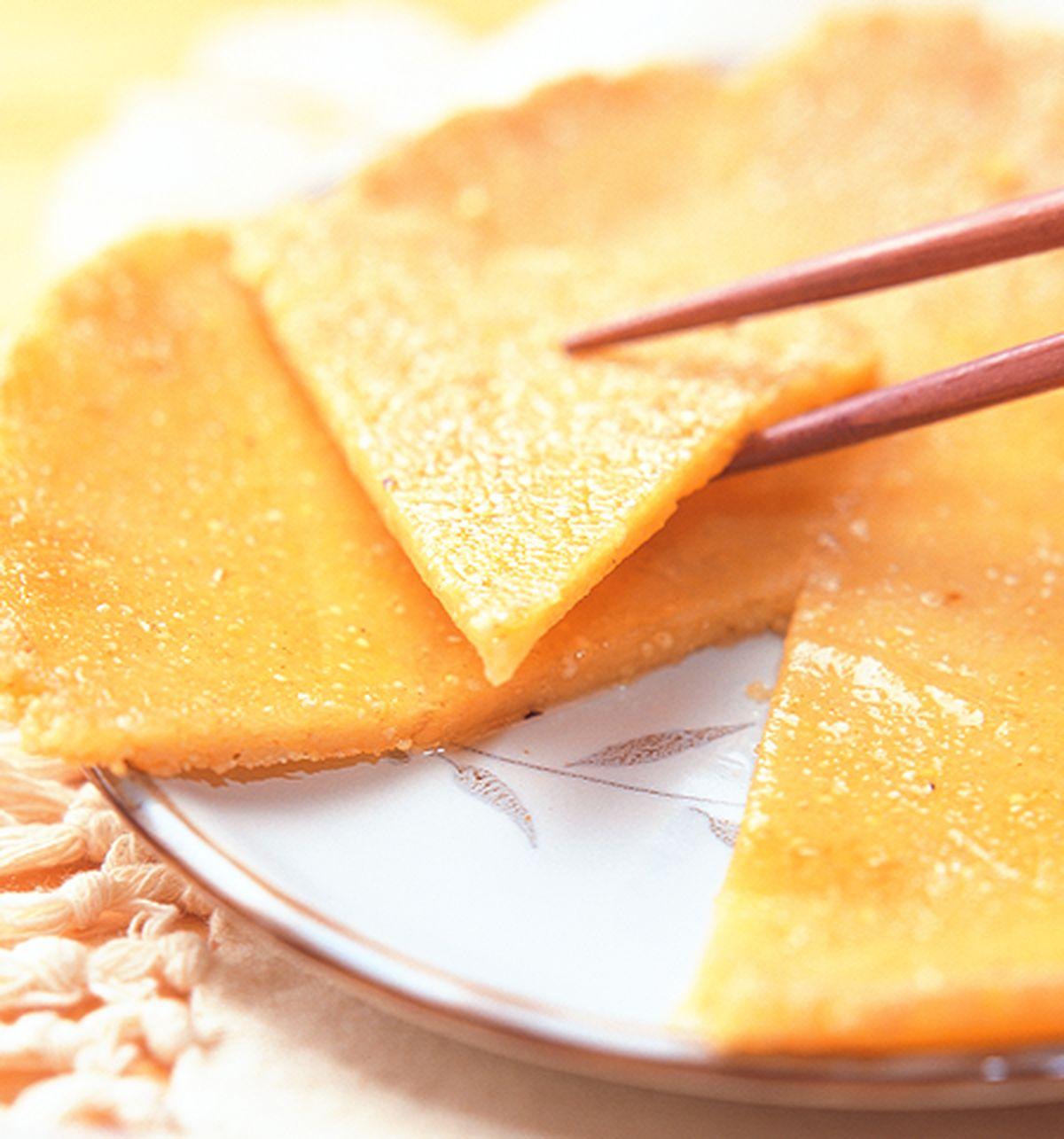 食譜:小米家常餅