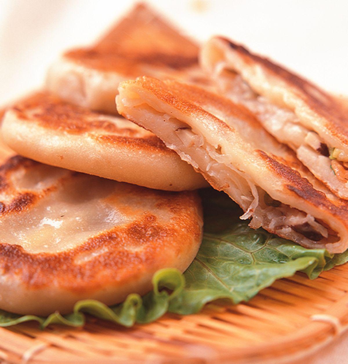 食譜:蘿蔔絲餅(1)