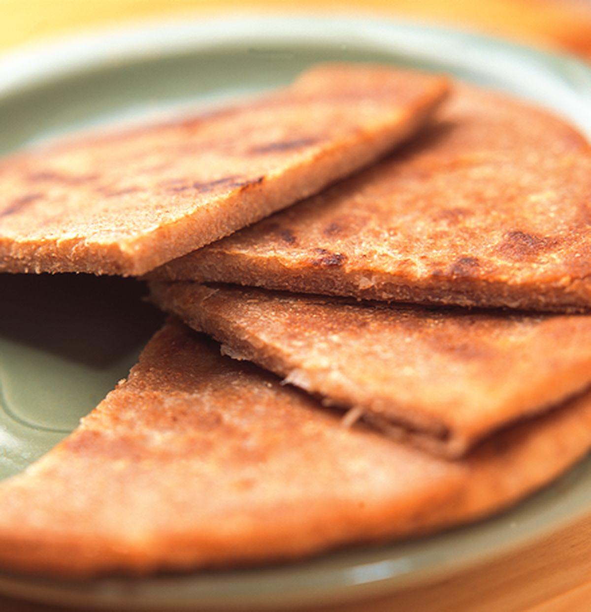 食譜:雜糧大餅