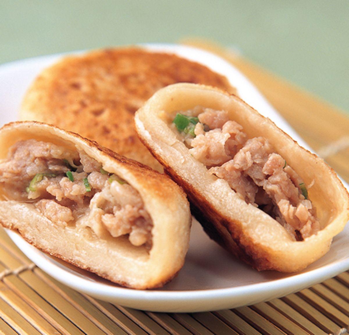 食譜:豬肉餡餅(1)