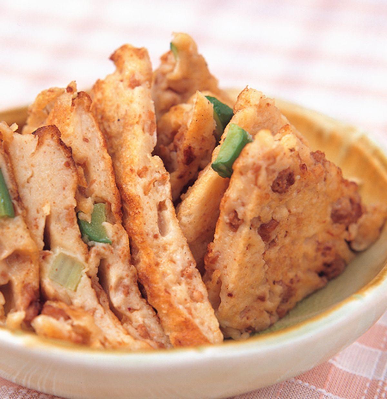 食譜:辣肉醬攤餅